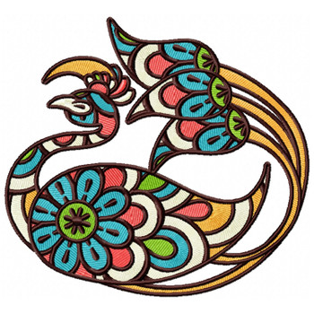 Peacock #03