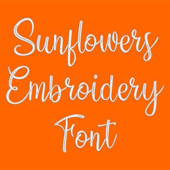 SunflowersEmbroideryFont_ProdPic