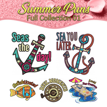 Summer Puns Full Collection 01