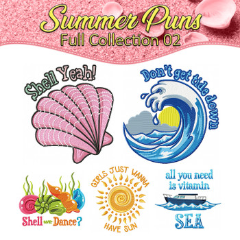Summer Puns Full Collection 02