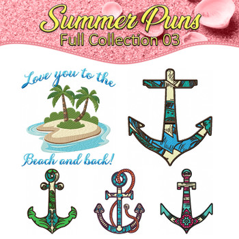 Summer Puns Full Collection 03