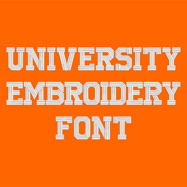 UniversityEmbroideryFont_Prodpic