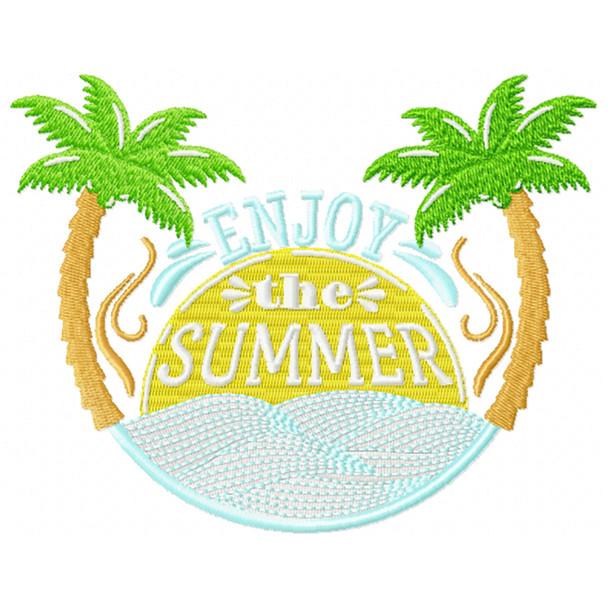 Summer Typography 02