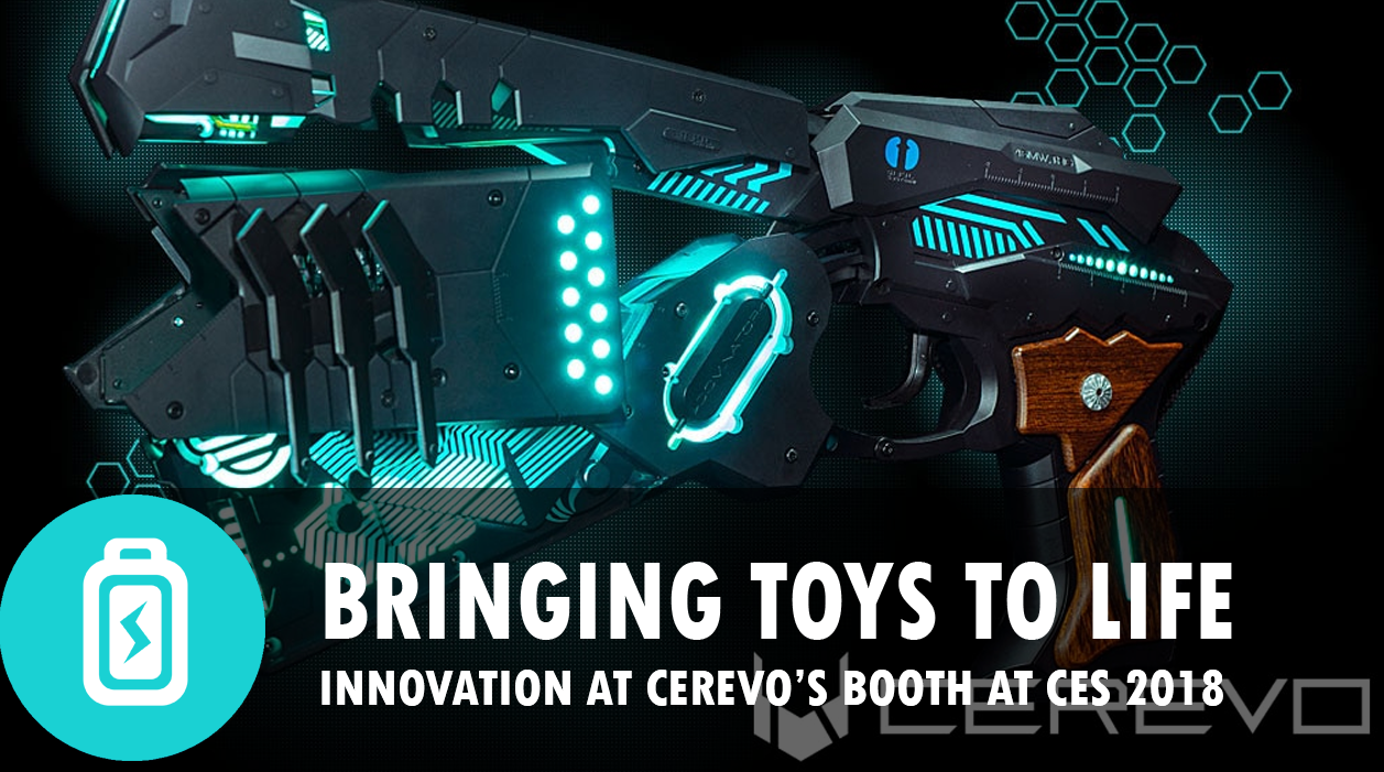 Bringing Toys To Life Ces2018 Central Valley Computer Parts