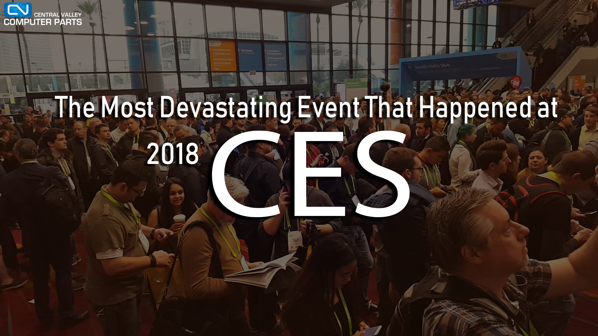 The most devastating event in CES history