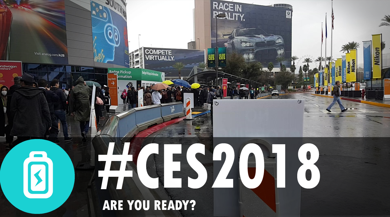 Are you ready for CES 2018?