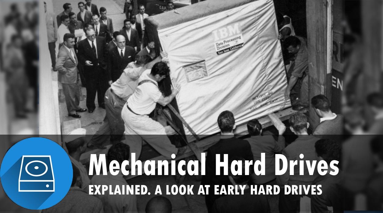 Hard Drives Explained!