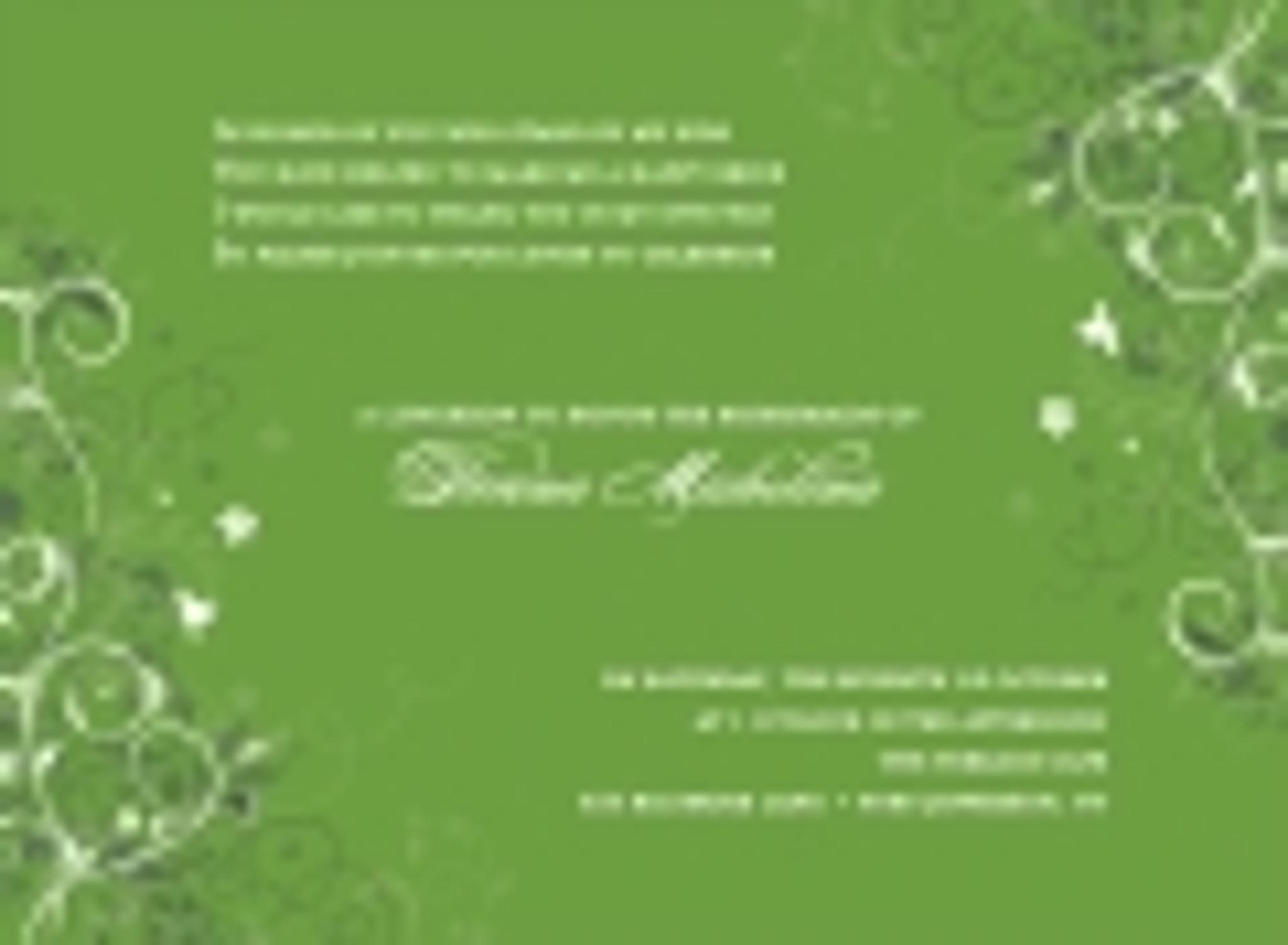 Unique Invitations