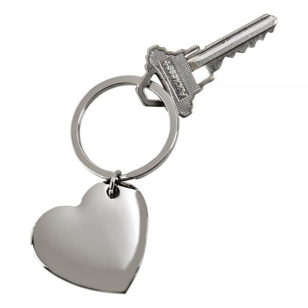 Cupid Heart Key Chain