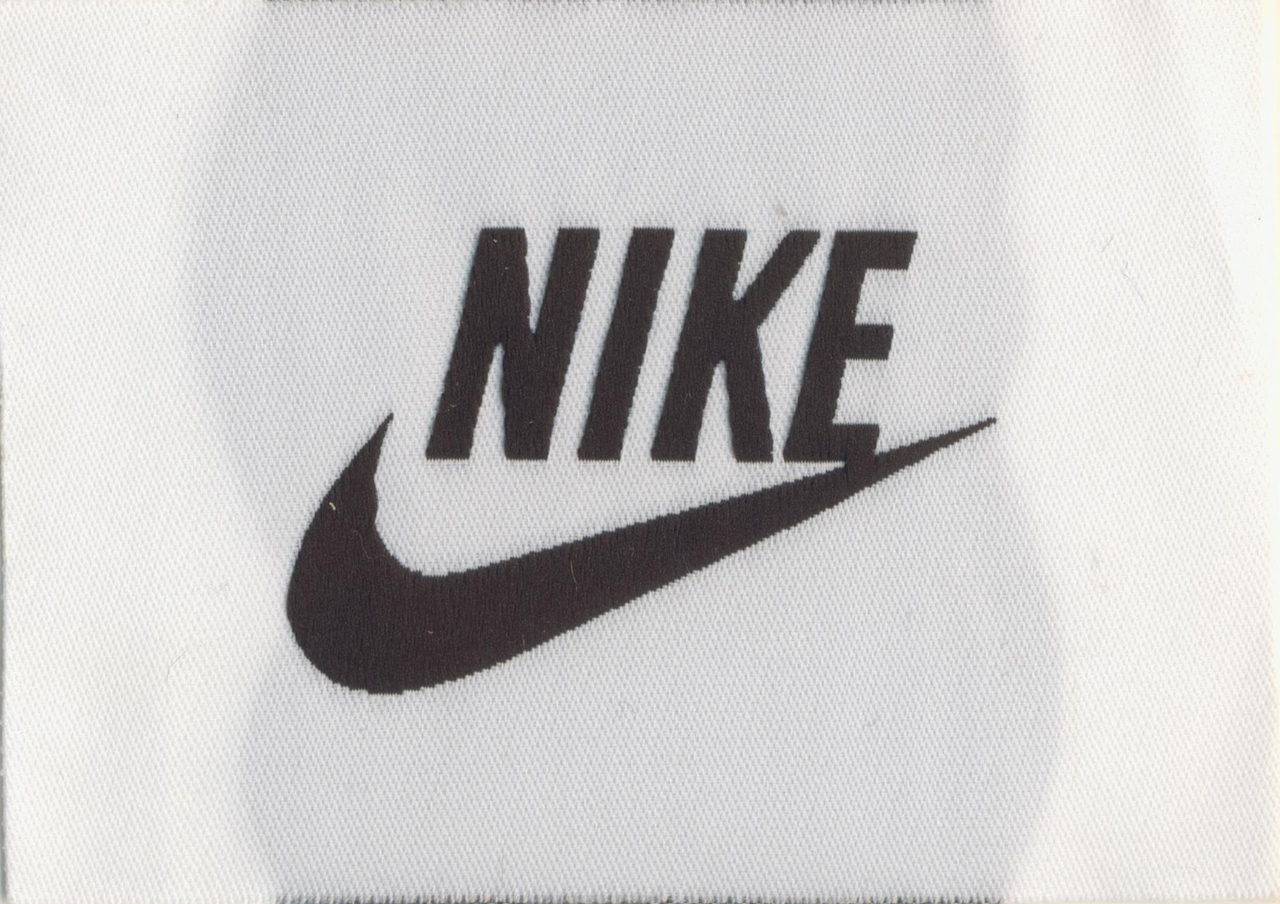 Custom Woven Nike Clothing Labels