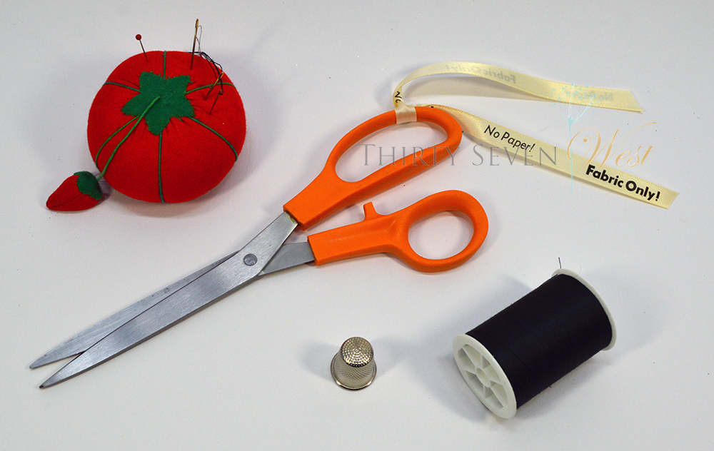 Fabric scissors Fabric Only ribbon to protect your scissors
