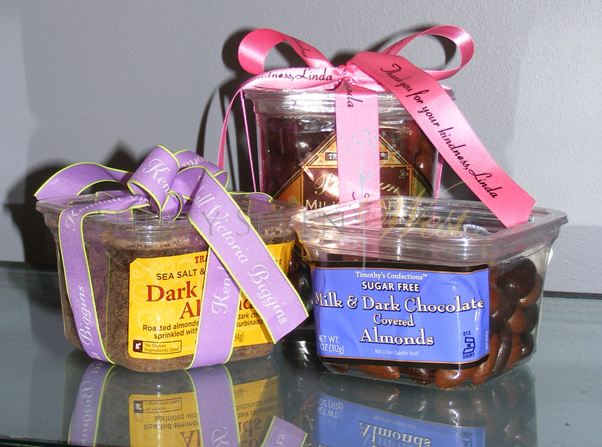 Customized Ribbon for Gift Ideas