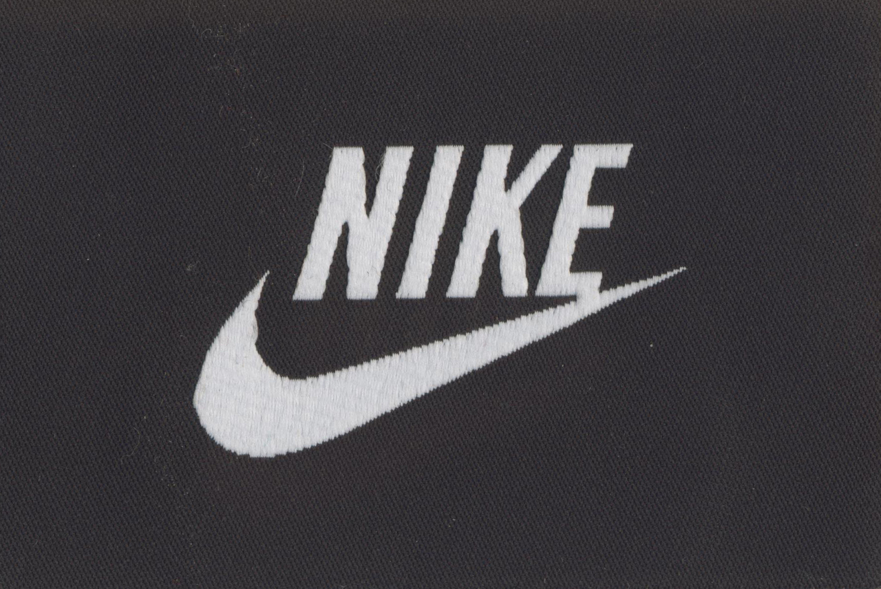 Customized Woven Nike Labels