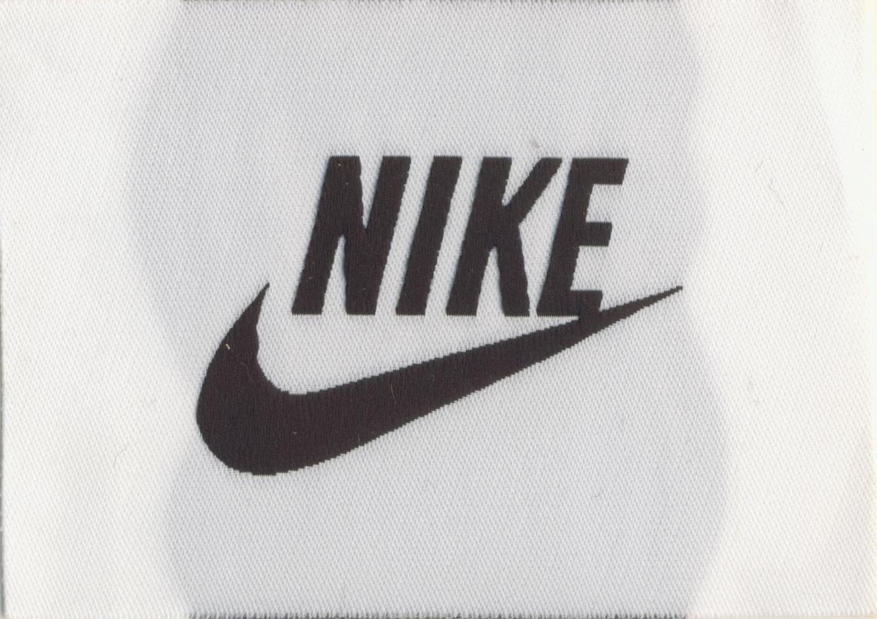 Custom Woven Nike Clothing Labels