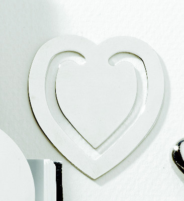 Small Heart Bookmark