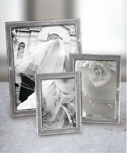 """All That Glitters Picture Frame - 4"""" x 6"""""""