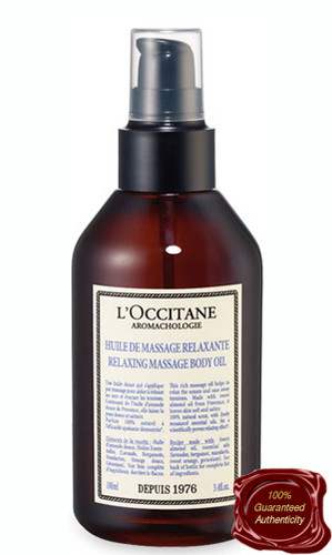 L'Occitane | Aromachologie Relaxing Massage Oil