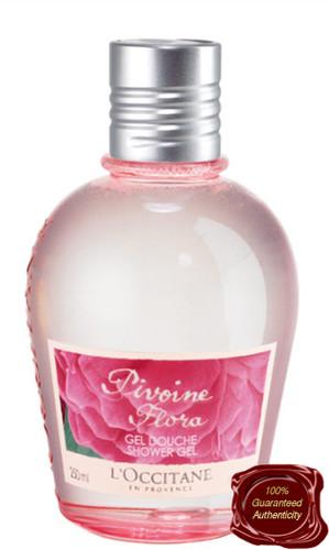 L'Occitane   Pivoine Flora Shower Gel