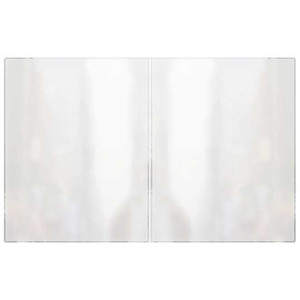All Clear Two Panel Four View Menu Covers