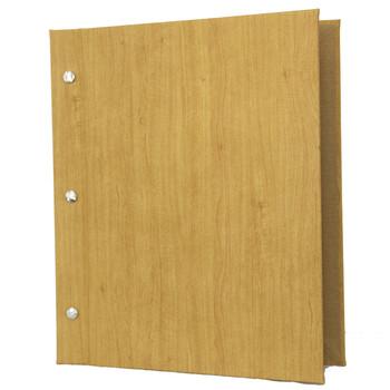 Wood Look Chicago Menu Board