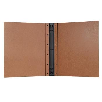 Riveted Premium Hardboard Screw Post Menu Cover Interior