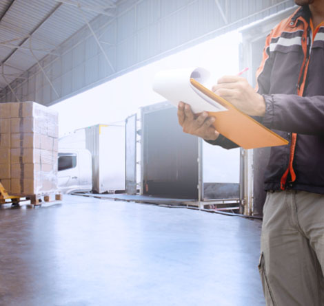 Kitting, Logistics, & Warehousing