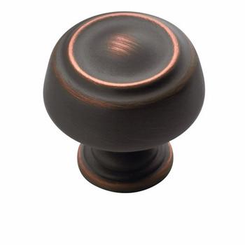 Amerock BP53700-ORB Kane Oil Rubbed Bronze Cabinet Knob