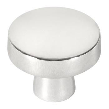 Cosmas 5234CH Polished Chrome Round Contemporary Cabinet Knob