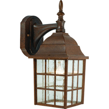 Artesian Bronze Outdoor Patio / Porch Exterior Light Fixture : 54-4114