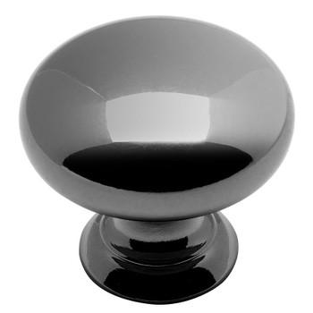 Cosmas 4950BN Black Nickel Cabinet Knob