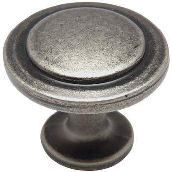 Cosmas 5560WN Weathered Nickel Cabinet Knob
