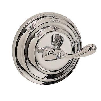 Designers Impressions 700 Series Satin Nickel Robe Hook: BA709