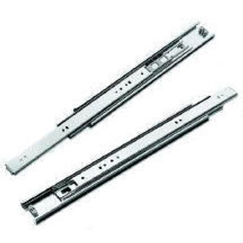 "Promark 24"" Full Extension Ball Bearing Drawer Slides : 10 Pair Pack : 10-PRO100-24"