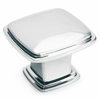 Cosmas 4391CH Polished Chrome Cabinet Knob