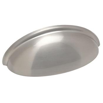 Cosmas 783SN Satin Nickel Cabinet Cup Pull