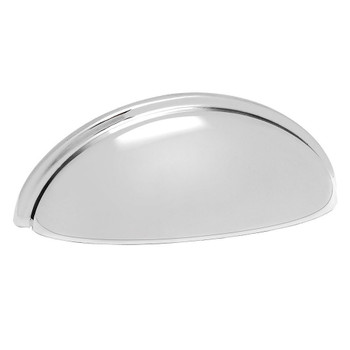 Cosmas 783CH Polished Chrome Cabinet Cup Pull