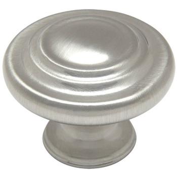 Cosmas 9971SN Satin Nickel 3 Ring Cabinet Knob
