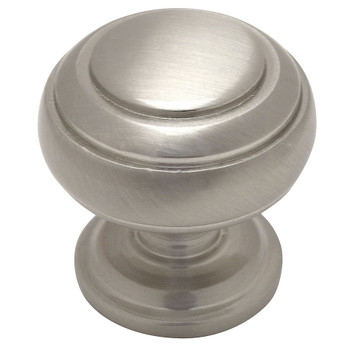Cosmas 7498SN Satin Nickel Ring Cabinet Knob