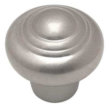 Cosmas 4582SN Satin Nickel Cabinet Knob