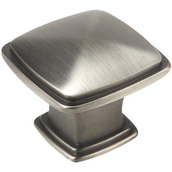 Cosmas 4391AS Antique Silver Cabinet Knob