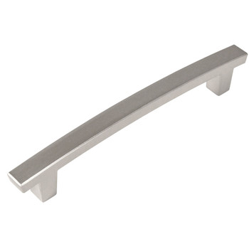 Cosmas 5239SN Satin Nickel Contemporary Arch Cabinet Pull