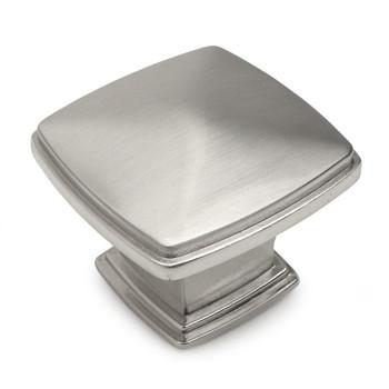 Cosmas 4304SN Satin Nickel Oversized Cabinet Knob / Bi-fold Door Knob