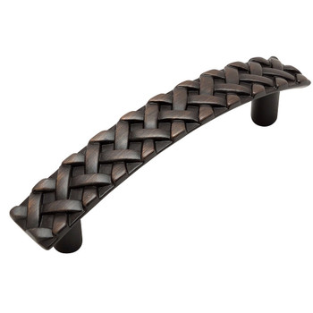 Cosmas 7066ORB Oil Rubbed Bronze Braided Cabinet Pull