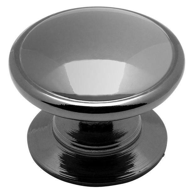 Cosmas 4702BN Black Nickel Cabinet Knob