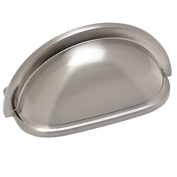 Cosmas 4310SN Satin Nickel Cabinet Cup Pull