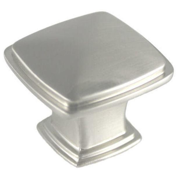 Cosmas 4391SN Satin Nickel Cabinet Knob