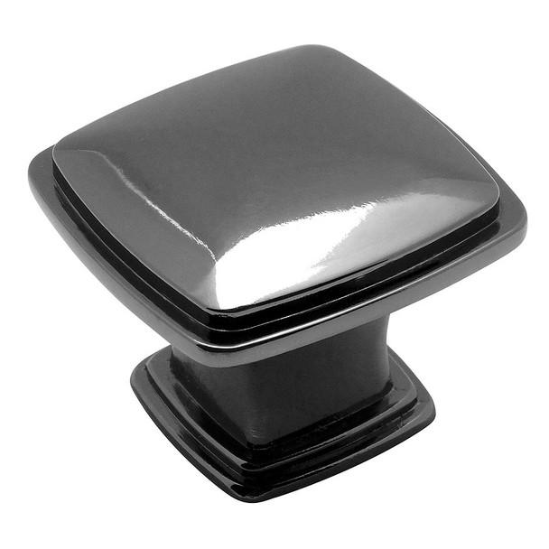 Cosmas 4391BN Black Nickel Cabinet Knob