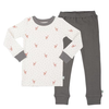 Organic Cotton Fawn Pajamas