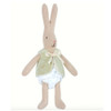 Micro Bunny, with Diaper & Green Vest