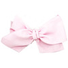 Cotton Headwrap Bow, Baby Pink